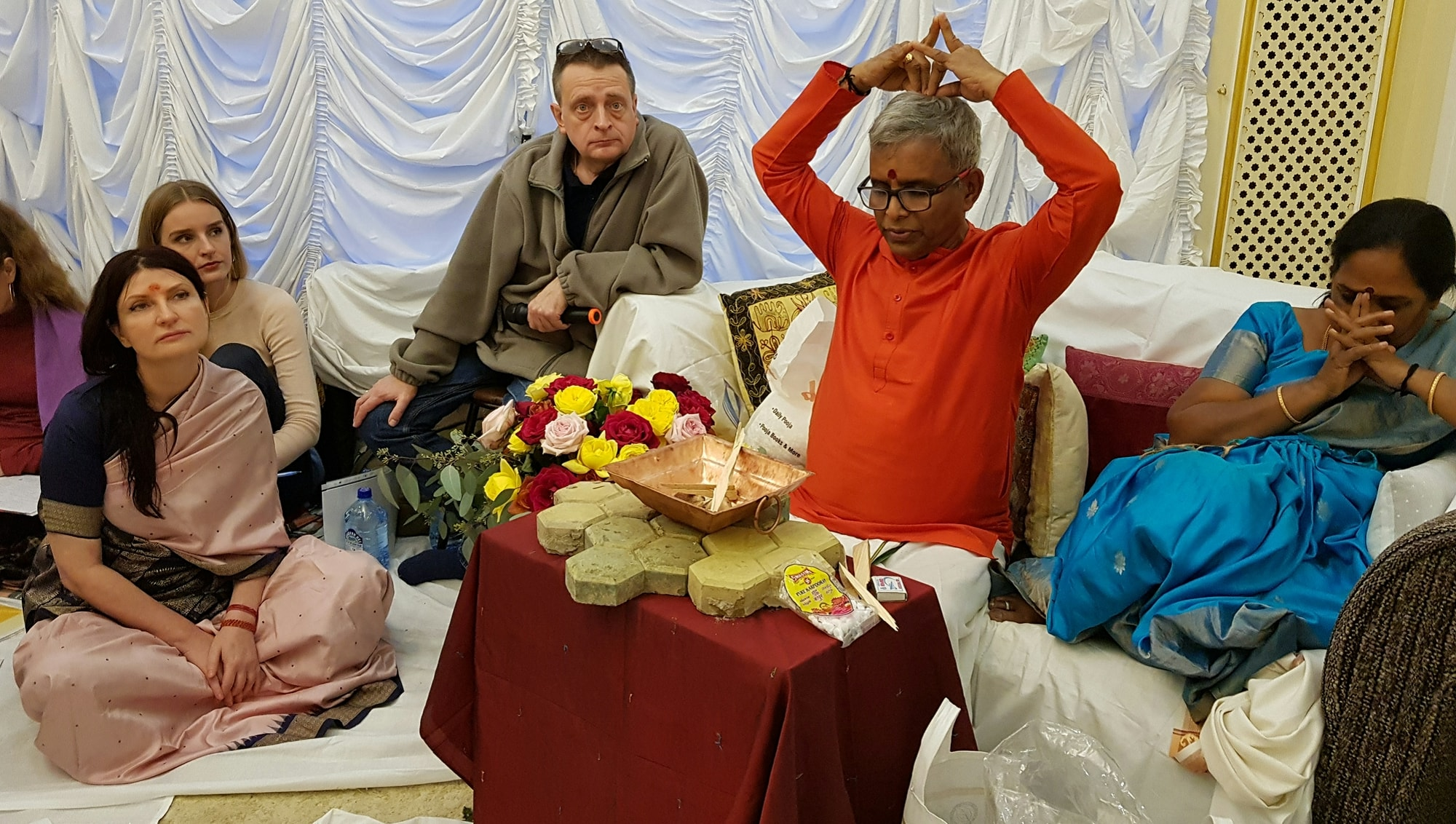 Sri Vidya Workshop in Russia - 7