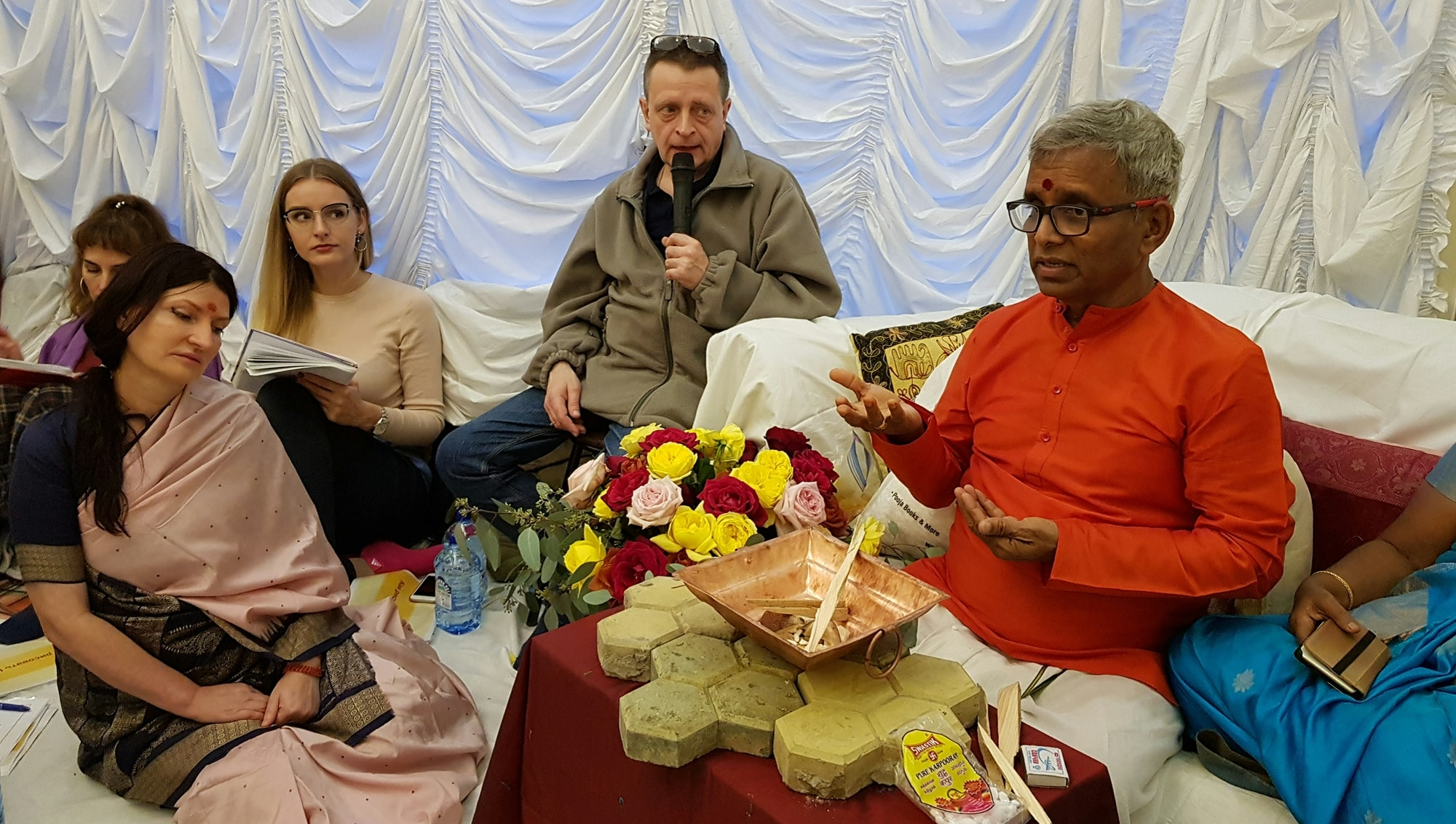 Sri Vidya Workshop in Russia - 8